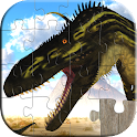 Dinosaurs Jigsaw Puzzles Kids icon