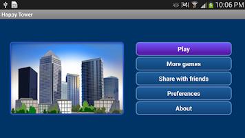 Screenshot of Happy Tower