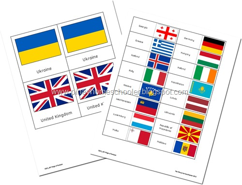 Flags of Europe Preview