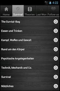 Überlebst du die Apokalypse?- screenshot thumbnail