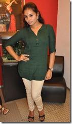 Tamil Actress Aarushi at Cinema Calendar 2013 Launch Photos
