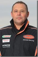 Team Manager - Havier Beltran