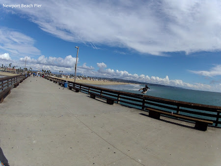 Obiective turistice SUA: Newport Beach