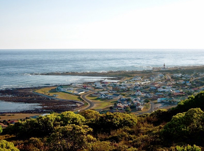 cape agulhas two oceans meet in cabo