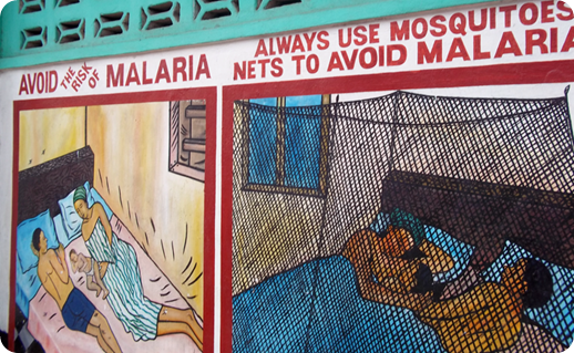 malaria avoid