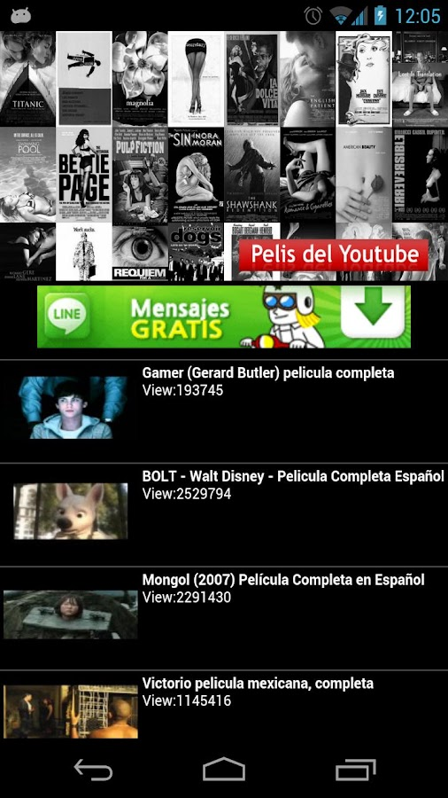 Películas Completas Gratis - Android Apps on Google Play506