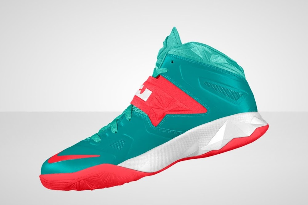 purchase cheap 468d5 908d0 ... LeBron Zoom Soldier VII Available for Customization at Nike iD ...