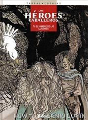 P00006 - Los Heroes Caballeros #6