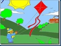 Jogos de Pipa Colorir