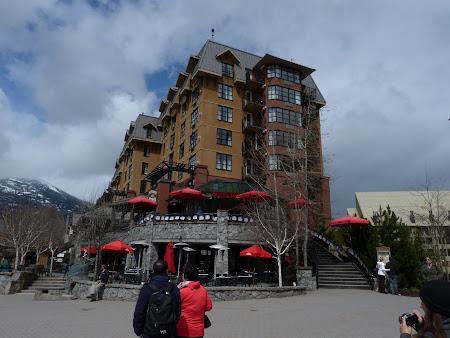 Cazare Canada: hotel in Whistler