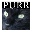 PURR Cat Vibration logo