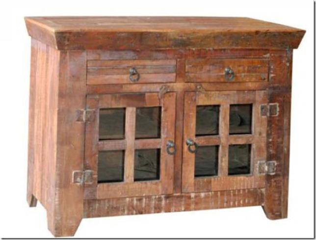 Image 2 - Vintage 2-Door Console