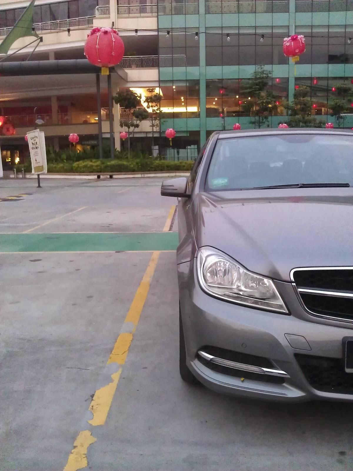 Motoring-Malaysia: Long term report - Mercedes Benz C180 CGI