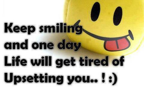 behind every smile quote - Quotes links