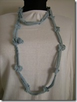 crochet necklace 22