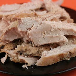 CrockPot Turkey Breast.