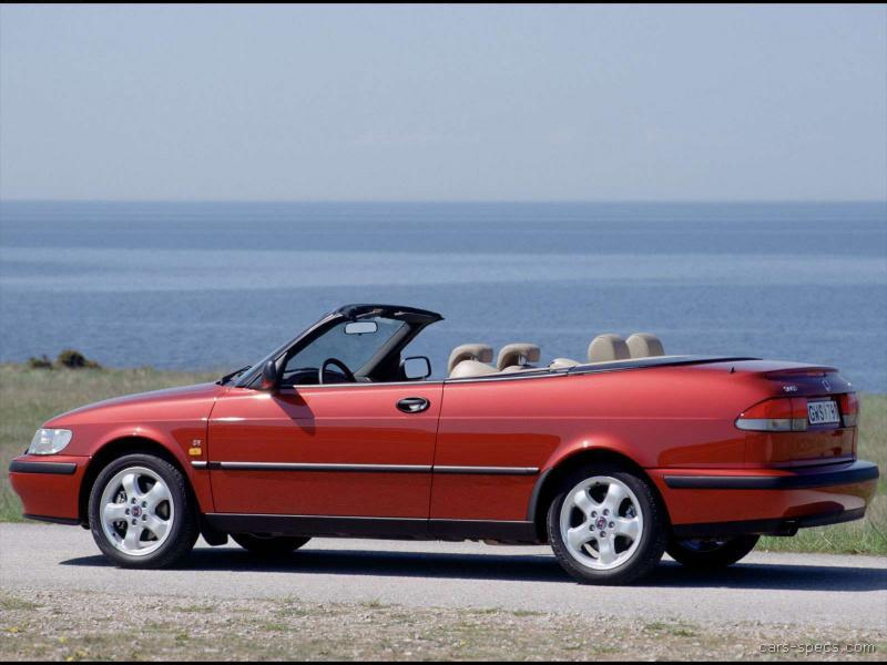 1999 saab 9 3 convertible specifications pictures prices. Black Bedroom Furniture Sets. Home Design Ideas