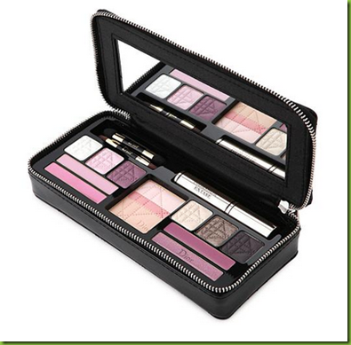 CHRISTIAN DIOR Cannage Couture Collection 2011 All Over Make Up Kit