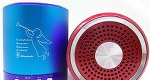 Loa Bluetooth T2020A- Âm Thanh Hay Loại 1- Có Logo Bluetooth