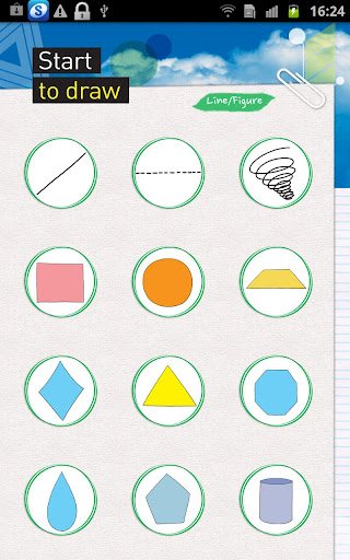【免費教育App】[S-Pen] Start drawing for Kids-APP點子