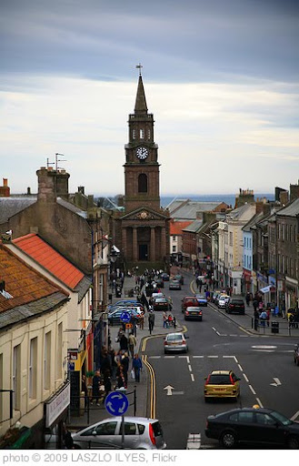'Berwick-upon-Tweed (telephoto)' photo (c) 2009, LASZLO ILYES - license: http://creativecommons.org/licenses/by/2.0/