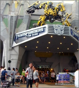 Transformers The Ride!