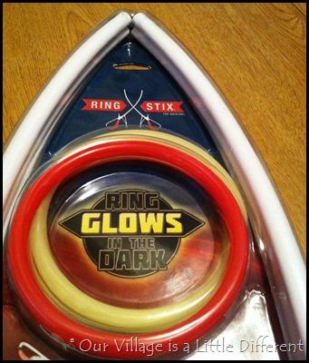 RingStix Glow in the Dark!