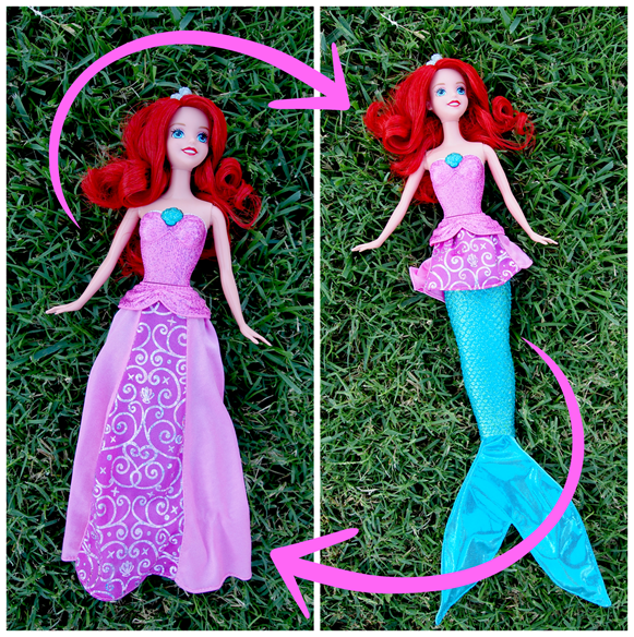 Little Mermaid Singing Doll #shop