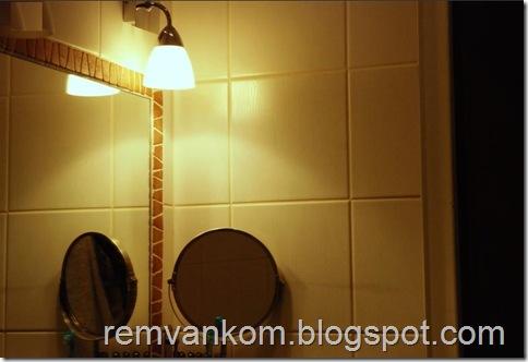 эконом ремонт ванной комнаты 7