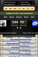 Screenshot of FanStar Team & League Manager