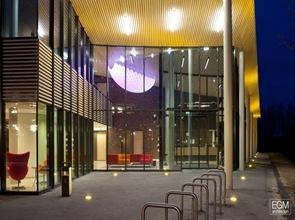 arquitectura interior Instituto Verbeeten