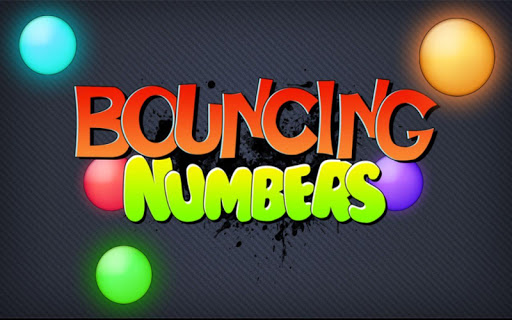 Bouncing Numbers