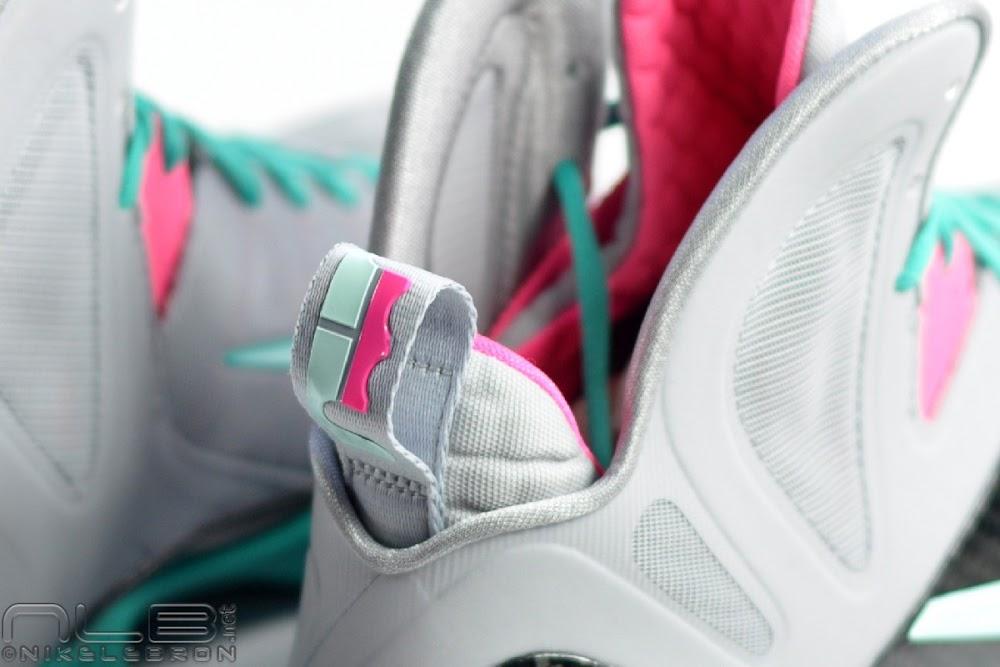 sports shoes 5f02b 9d900 Cheap price Nike Lebron 9 Low Miami Vice Elite