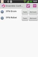 Screenshot of imSynt-image Synesthesia FREE!