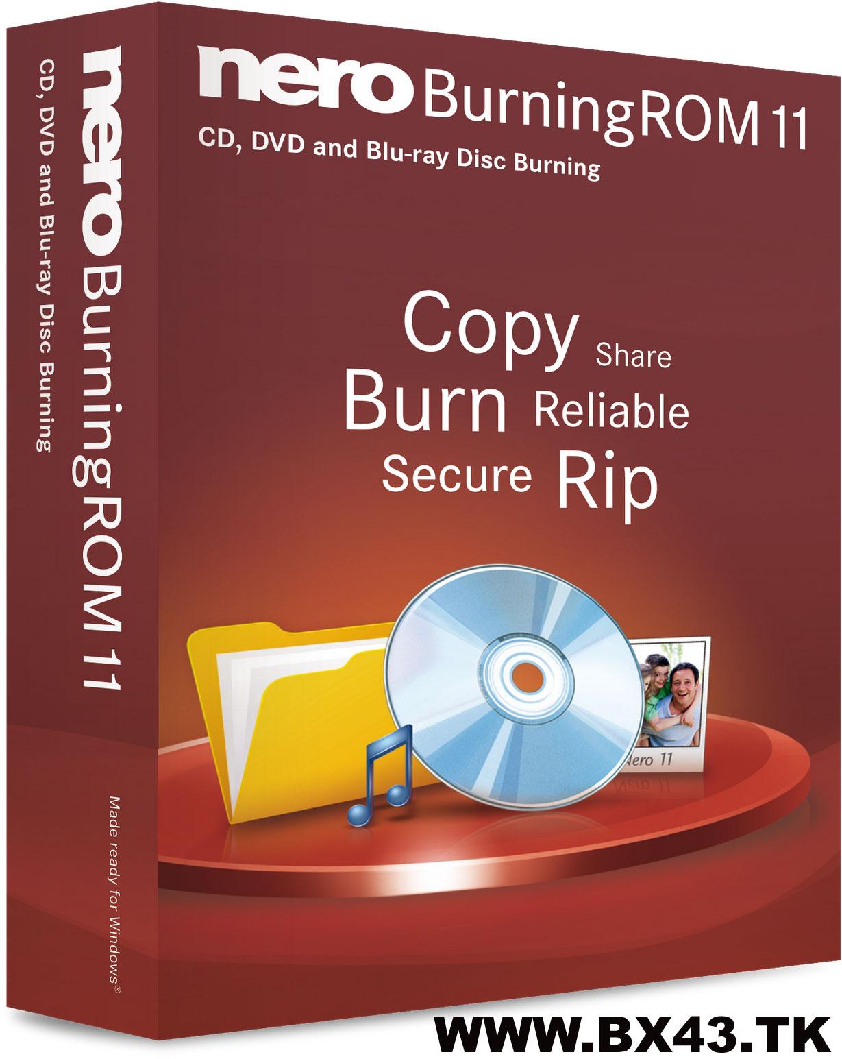 download nero burning room