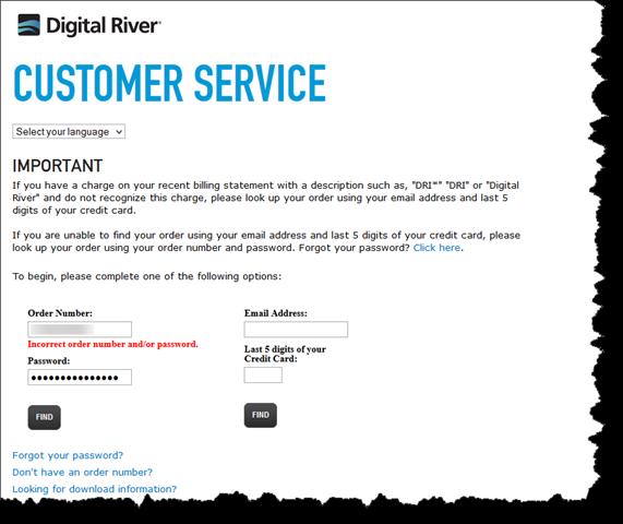Are BitDefender (Avangate/Digital River) behaving like