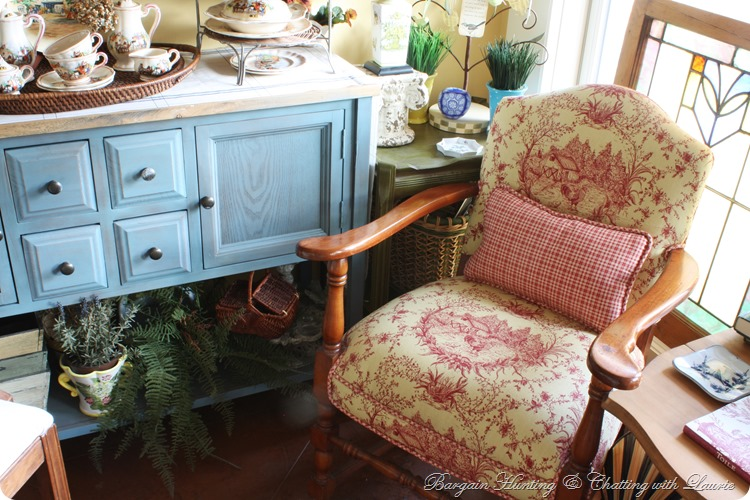 Bargain Hunting with Laurie-Sunroom