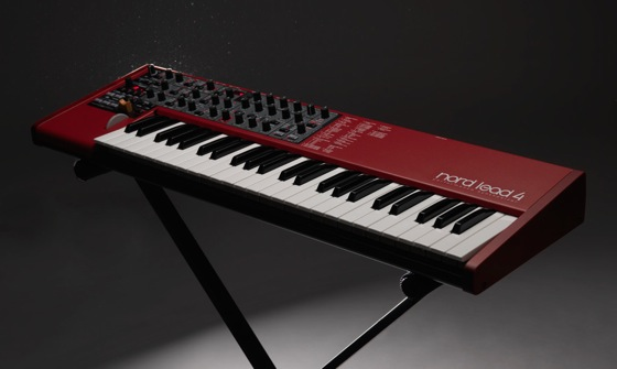 Nord Keyboards | Lead 4 Performance Synthesizer