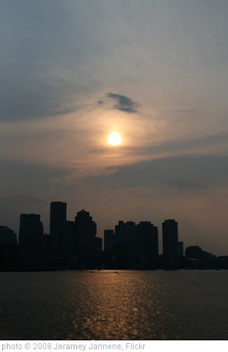 'Boston Skyline at Sunset' photo (c) 2008, Jeramey Jannene - license: http://creativecommons.org/licenses/by/2.0/