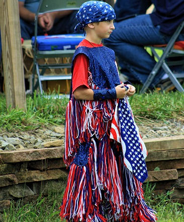 Lenape Powwow Fancy Dancer6
