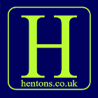 Hentons Property Search icon