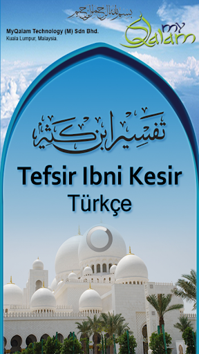 Tafsir Ibne Kathee`r - Turkish
