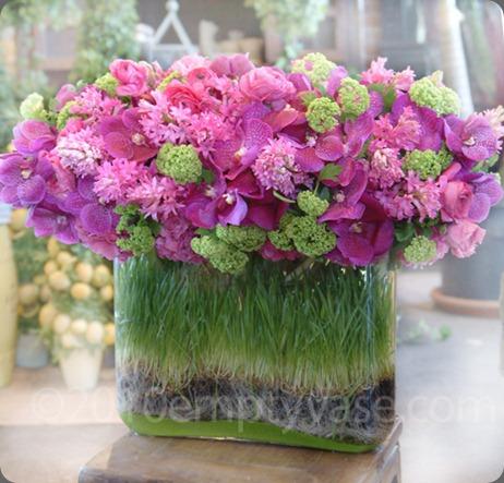 SC40 empty vase