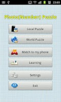 Screenshot of 15 Puzzle Game, 8 Puzzle Game