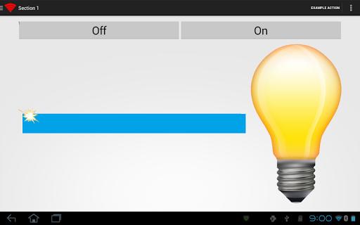 ARI Wireless LED Remote