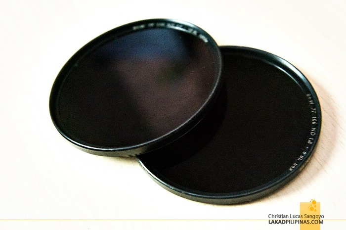 B+W ND Filters