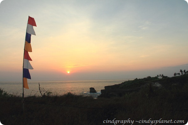 Blue Lagoon Sunset by Far