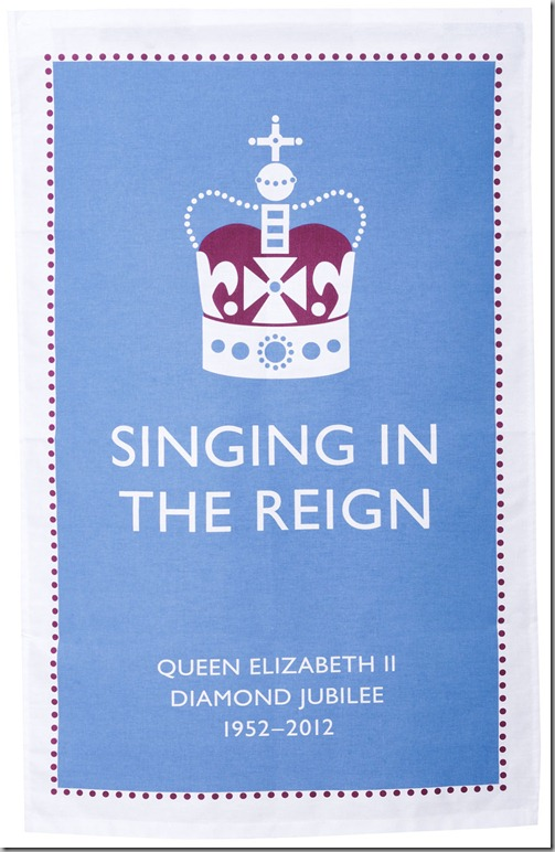 singing in the reign