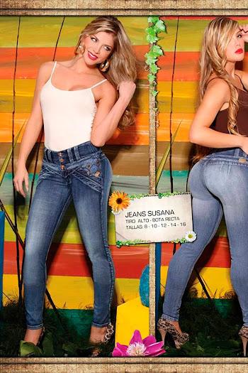 Angelica Jaramillo y Sofia Jaramillo Axxys Jeans Foto 30