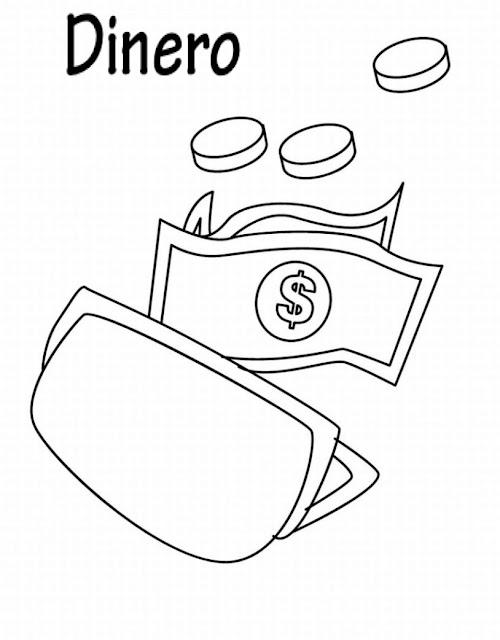 Dibujos Infantiles Para Colorear Con La Letra D